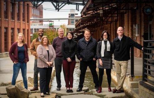NC Idea Foundation Team Photo